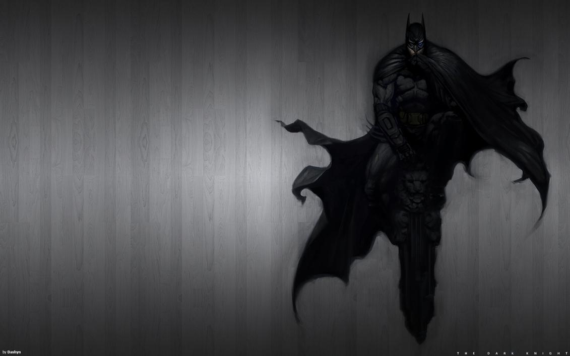 Wallpaper - Batman Arkham City by Dashyn