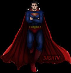 Superman - Clark Kent by Dashyn