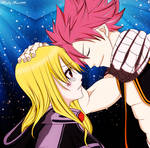 It'll Be Okay_Natsu and Lucy_Fairy Tail _PAINTED