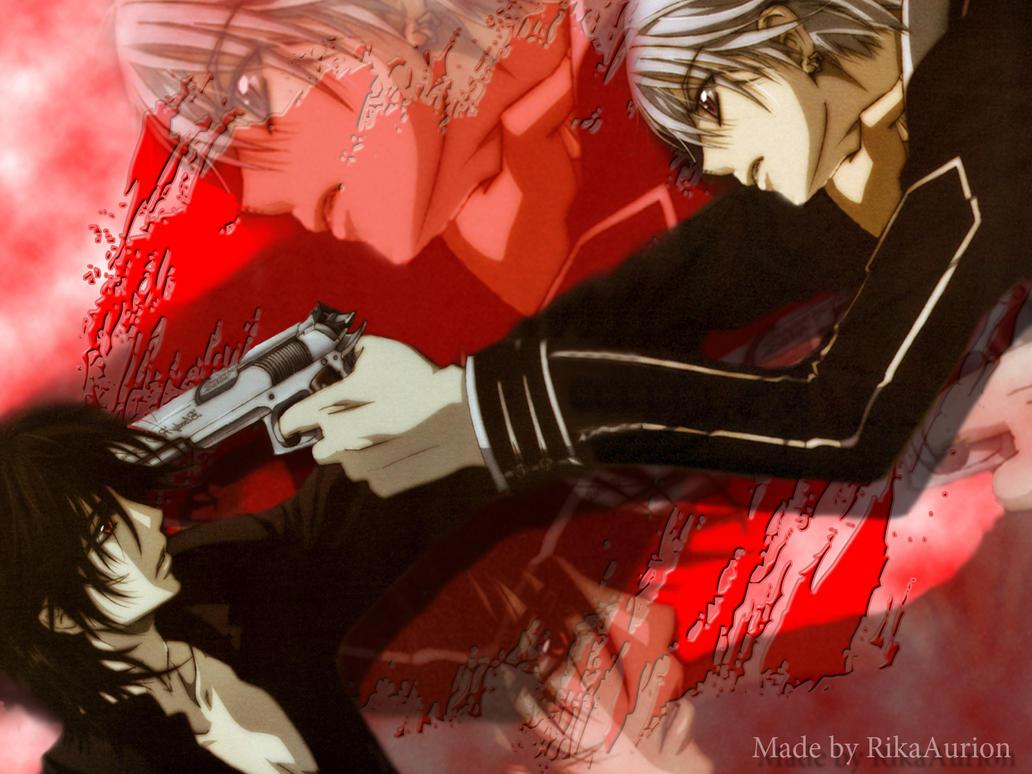 Vampire Knight Wallpaper 1 By RikaAurion