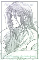 +Severus Snape+ by Frog-VaMp