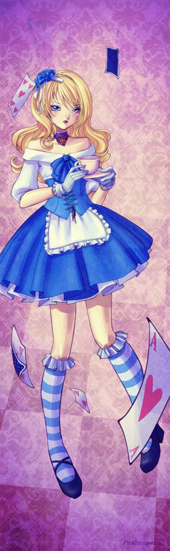 Alice by pinkhimawari