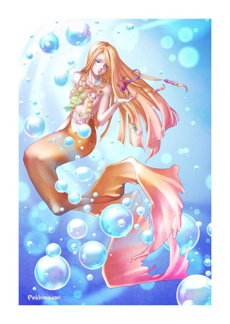 Goldfish by pinkhimawari