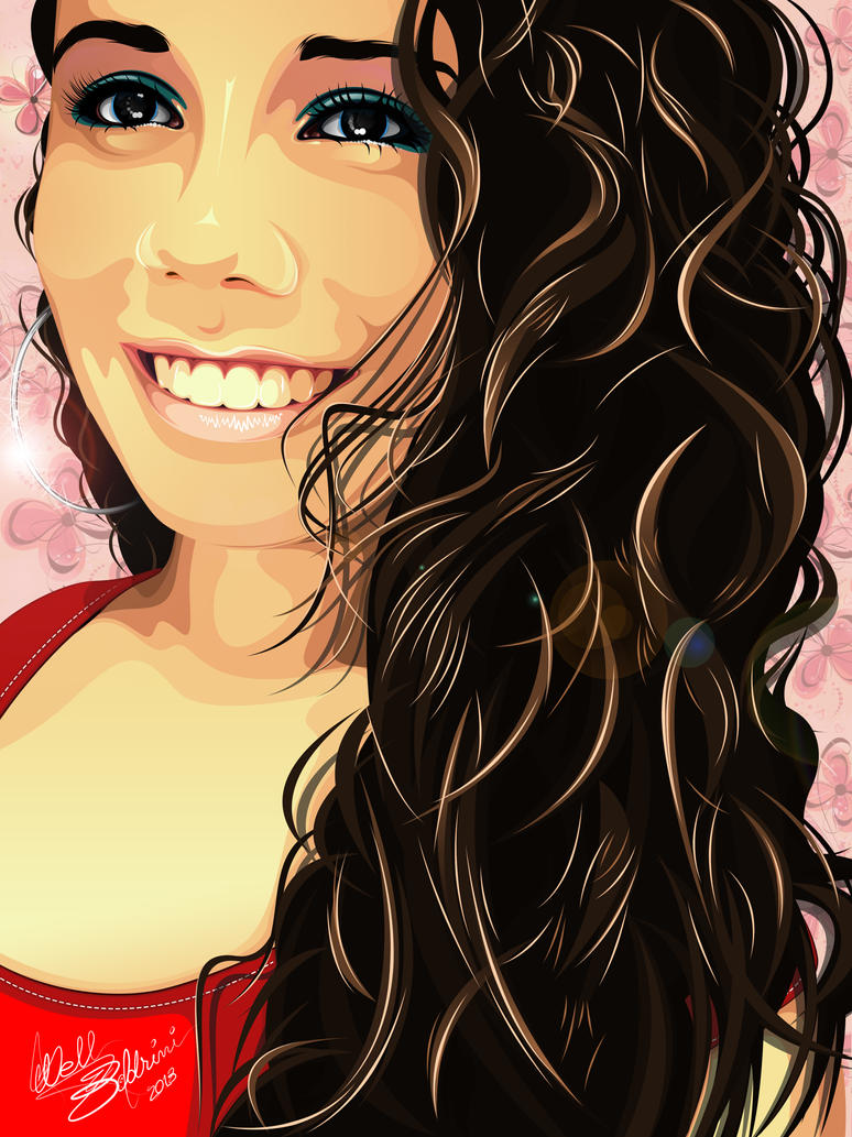 Ana Luiza by wellboldrini