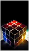 rubik's light