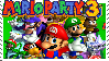 Mario Party 3 Stamp