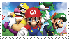 Super Mario 64 DS Stamp by Konnie-Man