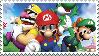 Super Mario 64 DS Stamp by Konnie-Man