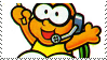 Fishin' Lakitu Stamp by Konnie-Man