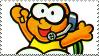 Fishin' Lakitu Stamp by Konnie-Man
