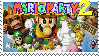 Mario Party 2 Stamp by Konnie-Man