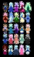 Sapphire Adopts (11/25 OPEN)