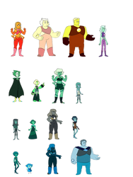More Gem Adopts by p0ssum-adopts