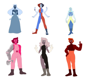 Fusion Adopts (5/6 OPEN) by p0ssum-adopts