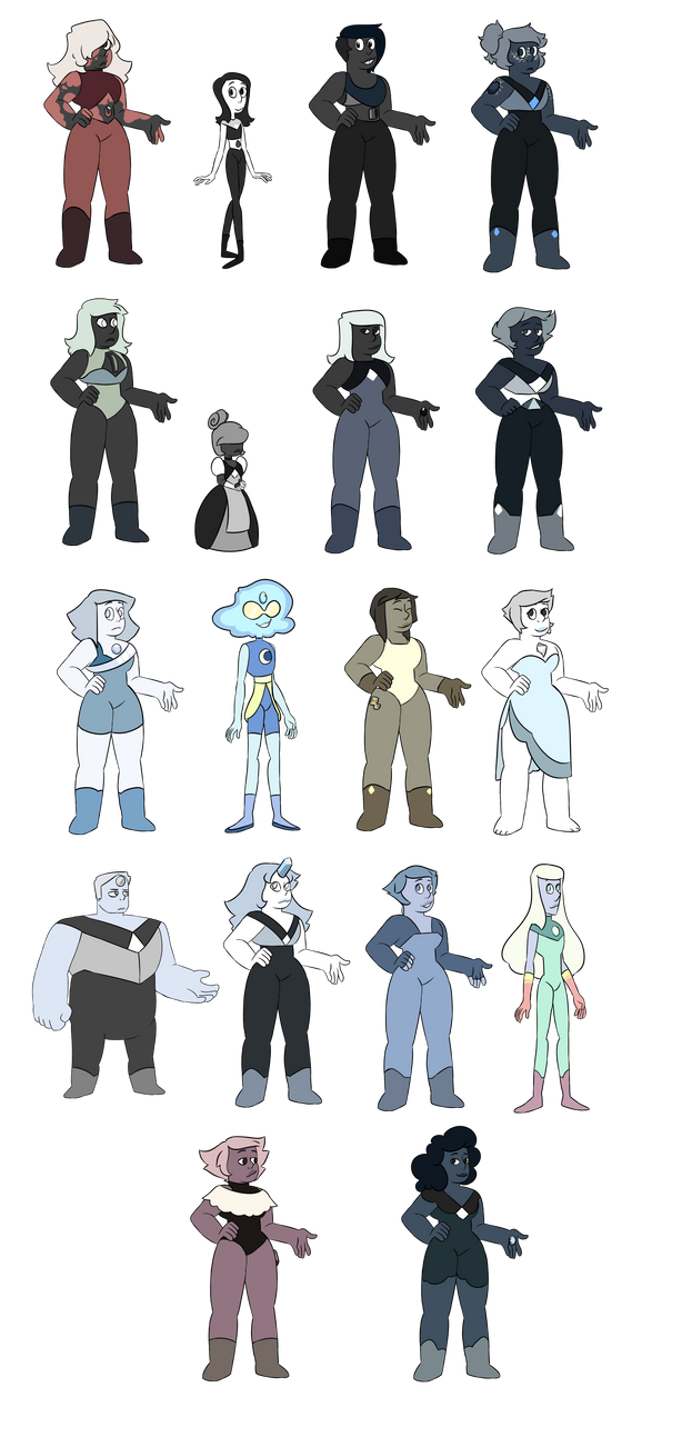 More Gem Adopts (16/18 OPEN) by p0ssum-adopts