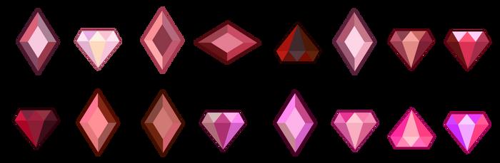 Mystery Diamond Adopt Set 1