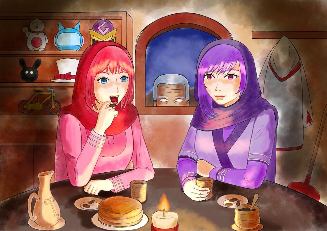 Ramadhan by umbracatervae777