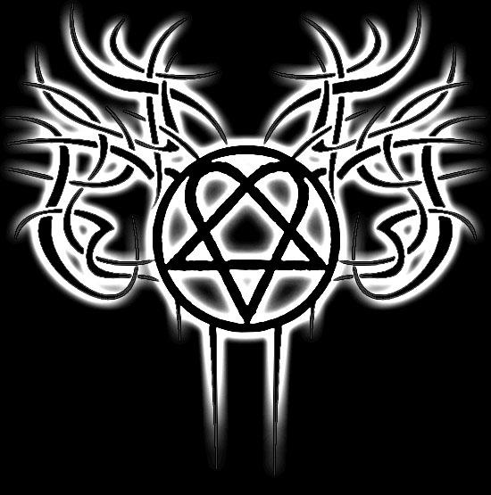 Tribal Heartagram by Akuma-Tsuki on DeviantArt