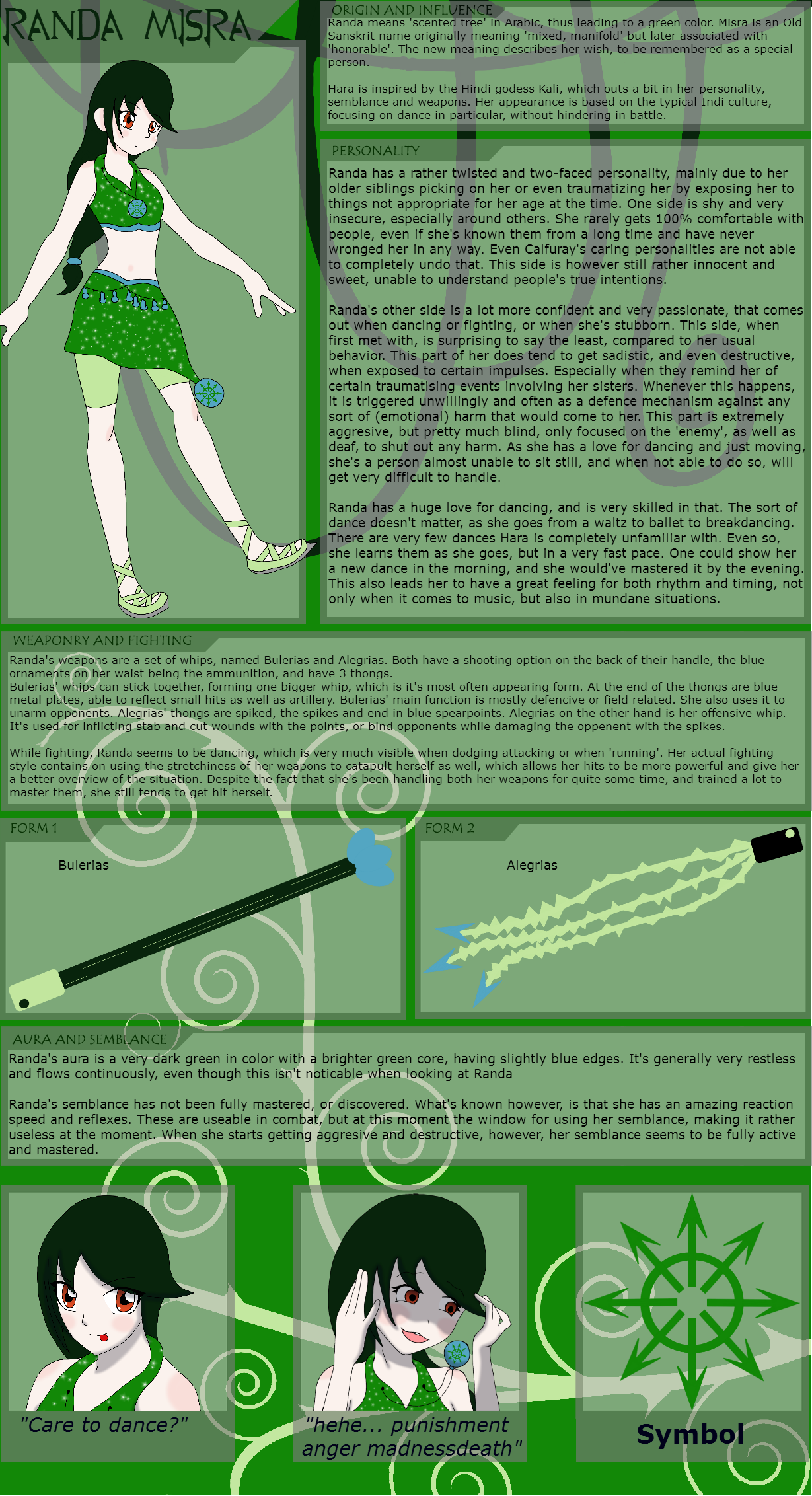 CRBN - Randa Misra bio by Samulady on DeviantArt