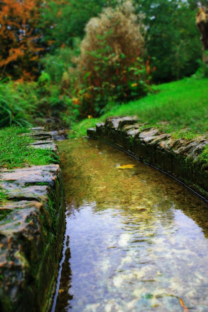 By the stream by Hypnotunez