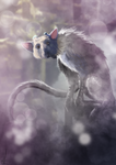The last guardian fanart - innocence
