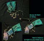 Sea Bag for Mermaid Tarot