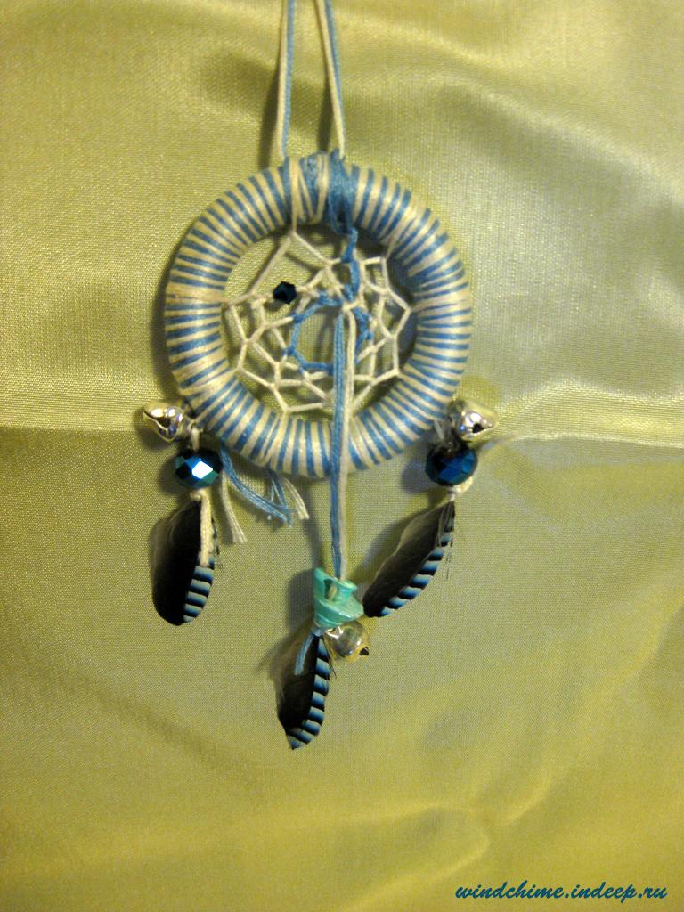 Dreamcatcher 'Blue Bird' by tadrala
