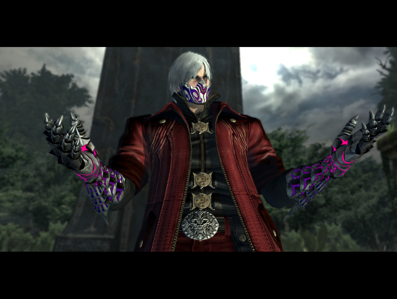 devil may cry 4 how to use pandora