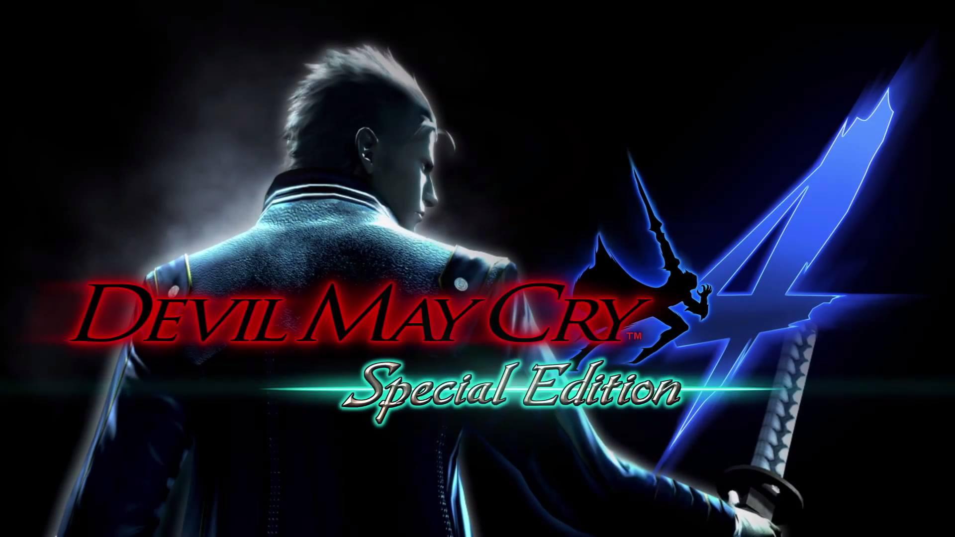 Devil May Cry 4 Special Edition Wallpaper By Britt601 On Deviantart