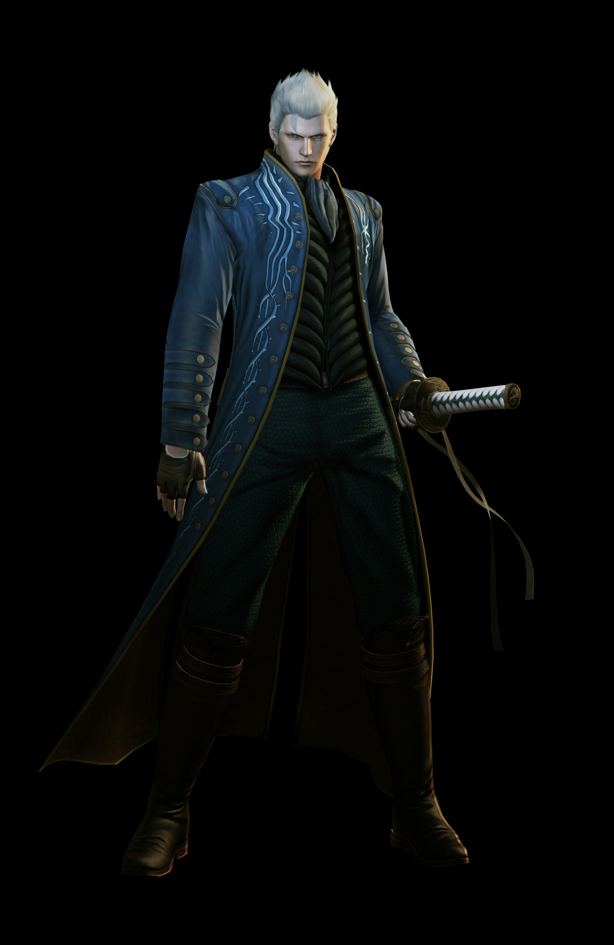 Devil May Cry 4: Special Edition - Vergil by Britt601