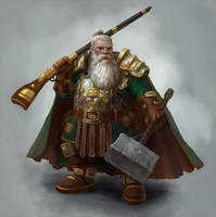Dwarf by tadas0