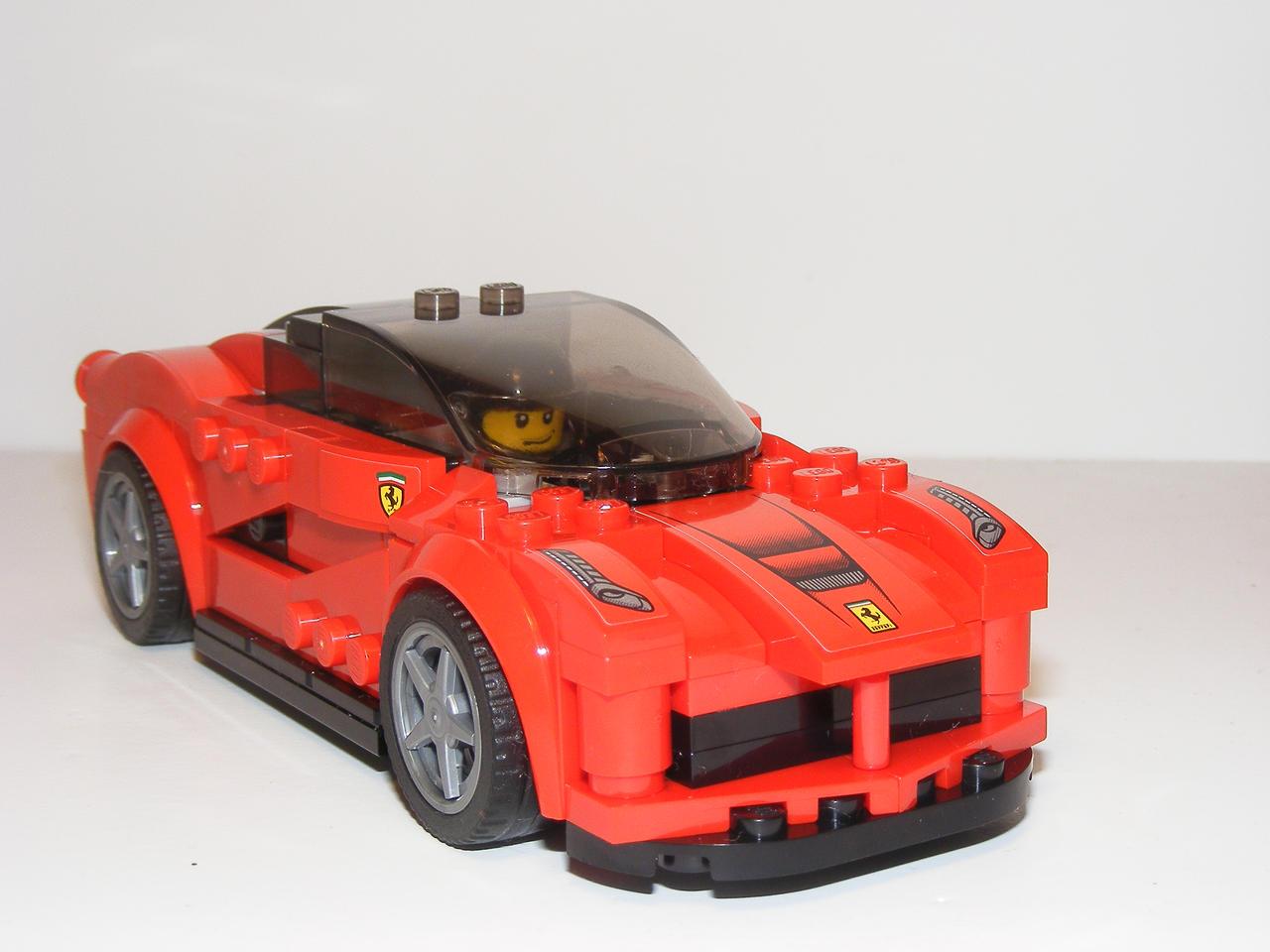 Ferrari Laferrari Lego By Toniosteiner On Deviantart