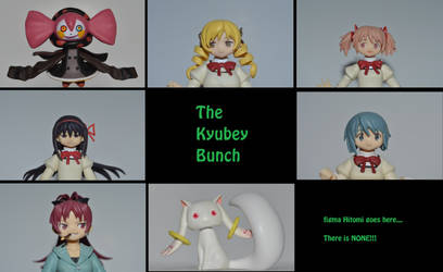 The Kyubey Bunch by TonioSteiner
