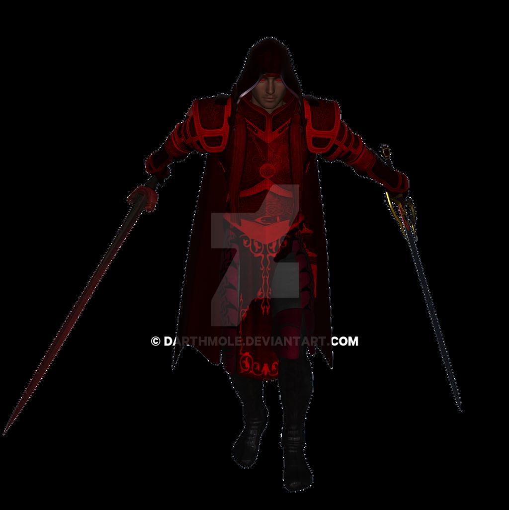 Embrace of Crimson Death by darthmole