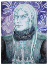 Lord Frost by HelevornArt