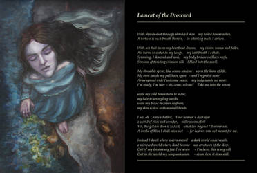 Lament of the Drowned by HelevornArt