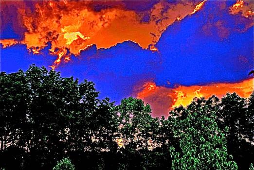 Sky Clouds 01