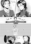 Charles and Loki