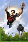 Mike Norton Superboy