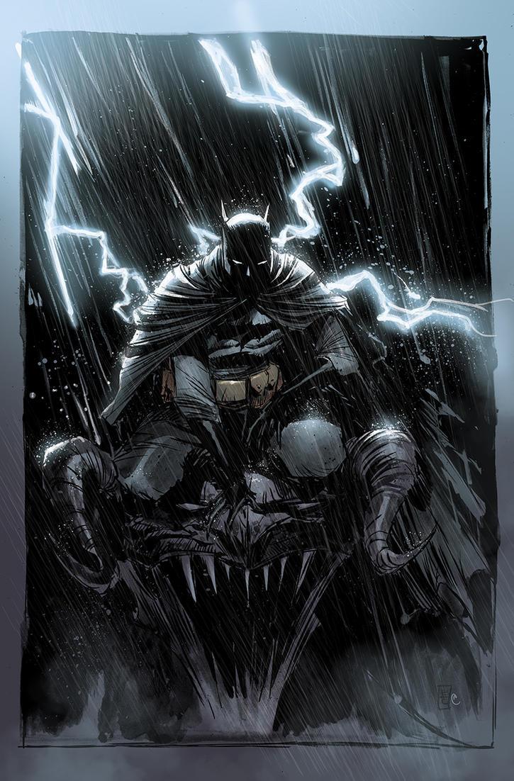 BatmanFN by M-Atiyeh