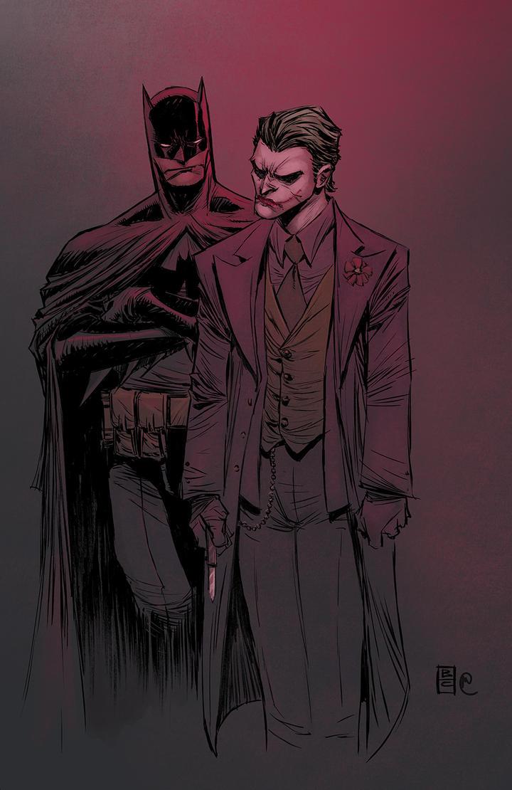 Batman Joker Atiyeh FN by M-Atiyeh