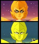 Yellow Diamond redraw