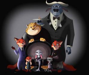 The Wildde Family