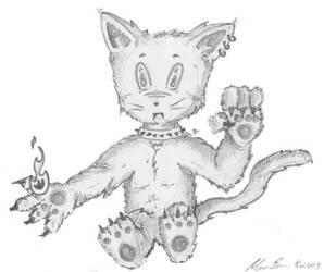 baby vampycat