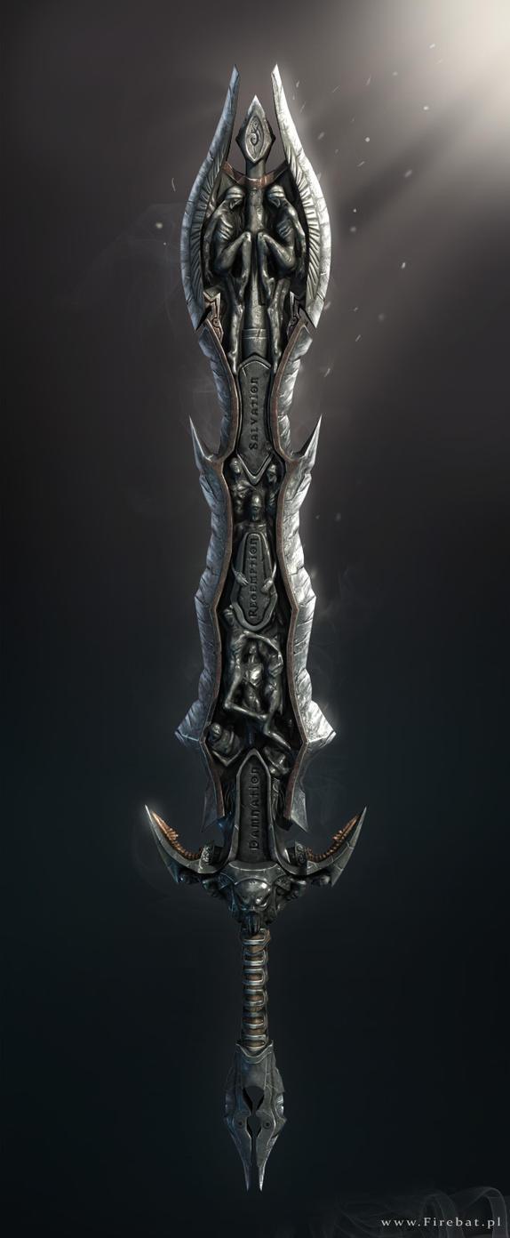 Hell-sword by FirebatFX