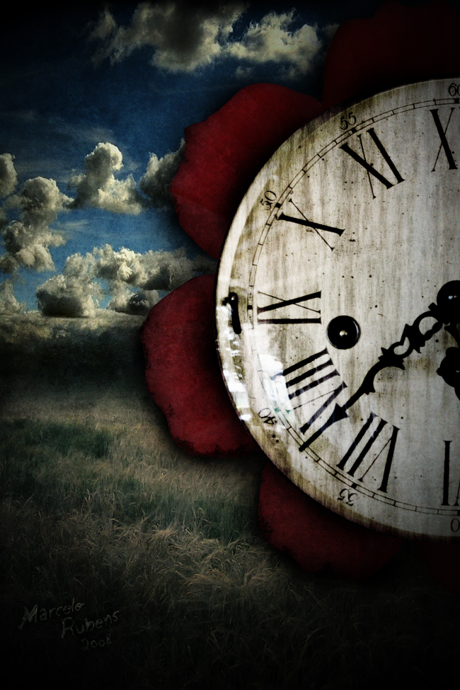 The Clock by Marcelo-RocK