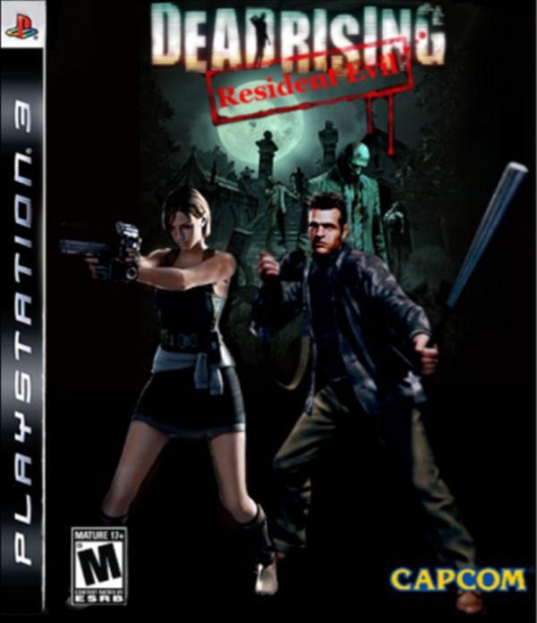 DeadrisingXResident evil by Tony-Antwonio