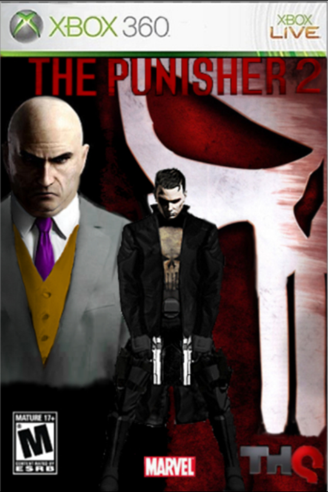 Punisher the game 2 by...