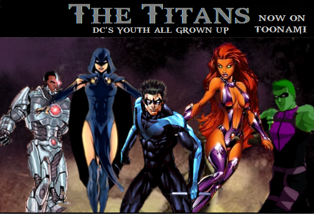 All Of The Teen Titans 35