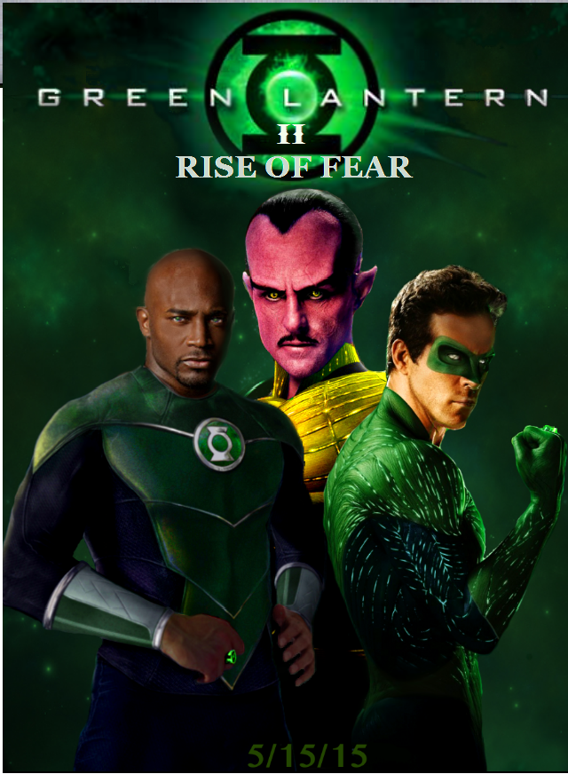 Green Lantern 2: Rise Of Fear by Tony-Antwonio on DeviantArt